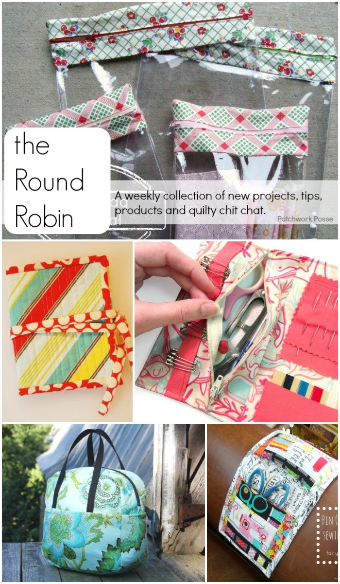 The Round Robin Edition 14 Sewing While Traveling