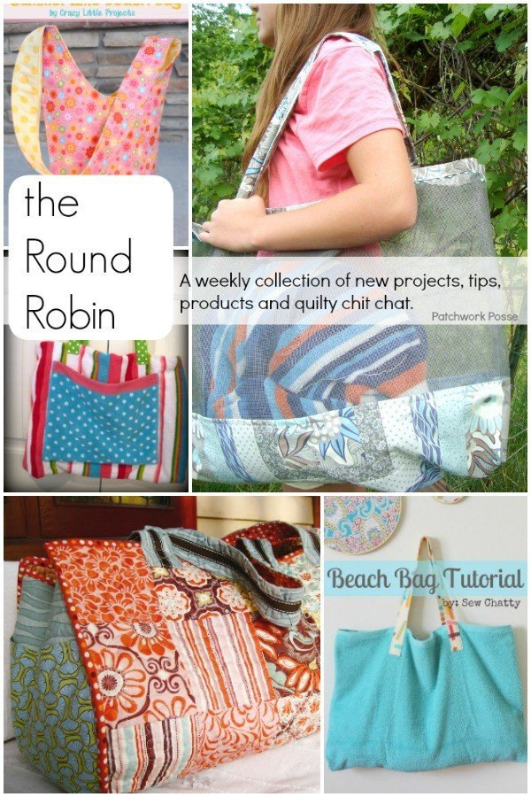 The Round Robin Edition 20 – Summer Bags