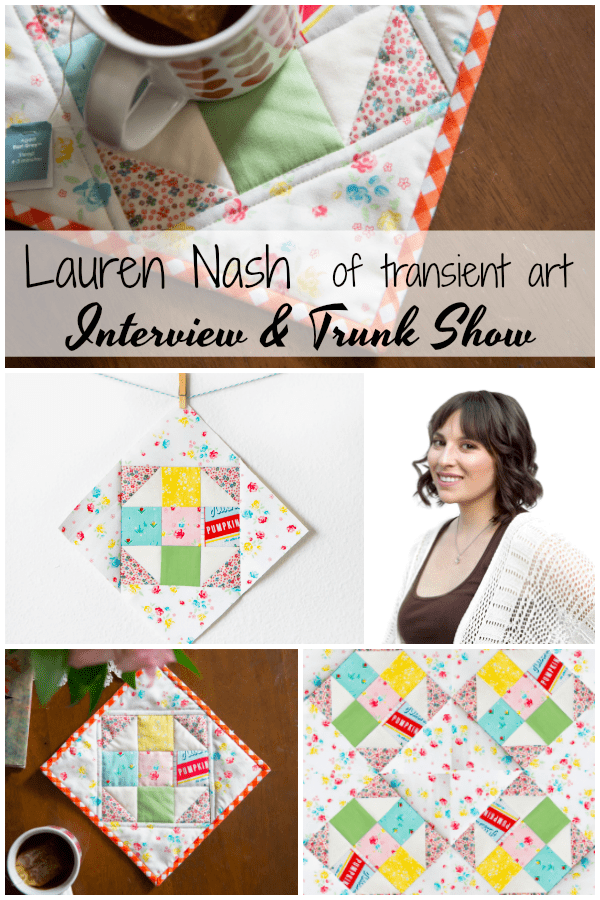 Lauren From Transient Art – Guest Designer / Interview