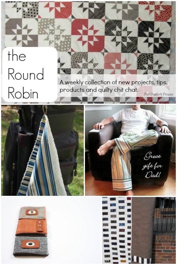 The Round Robin Edition 21 – Sewing For Men