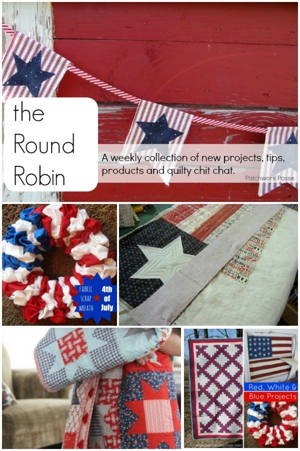 The Round Robin Edition 24 – Fun Summer Holiday Sewing