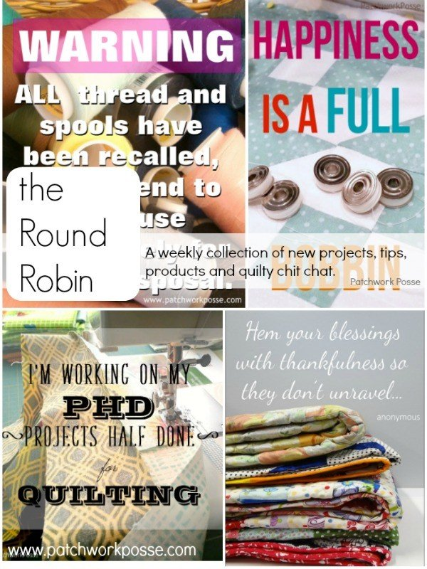 the Round Robin Edition 28 – Cute Sewing Memes & Printables