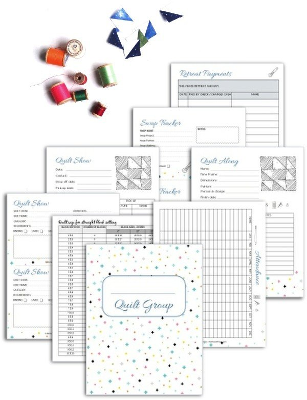 How to Organize Your Quilt Group Year