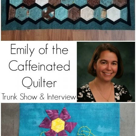 IAQ guest designer emily trunk show and interview
