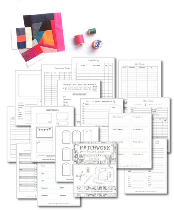 You'll find the Gift Tracking Binder with over 45 pages, just the thing to get you started and keep you organized during any gift giving season. #printables #gift