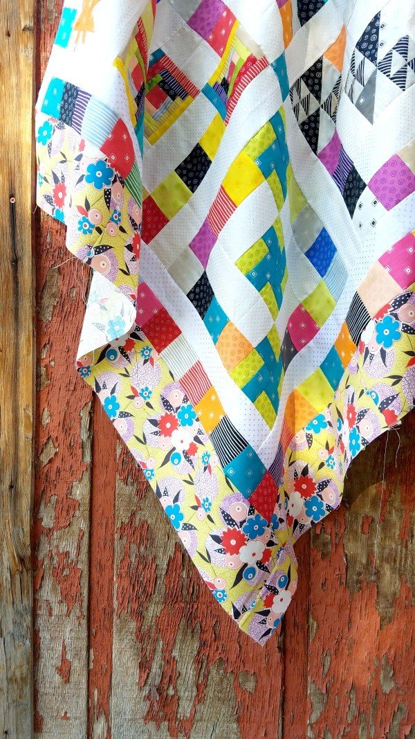 Three's Company BOM 2018 – Quilting and Binding