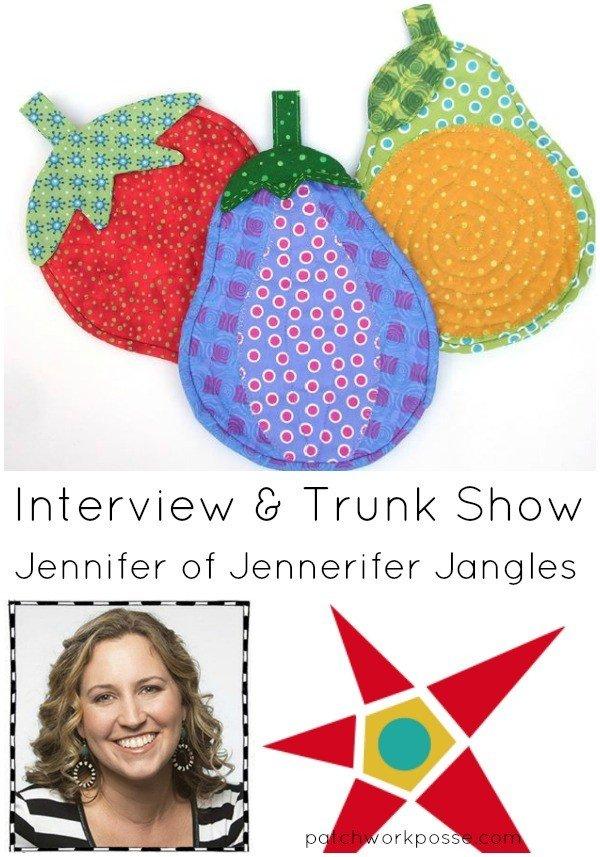 Jennifer of Jennifer Jangles – Guest Designer / Interview