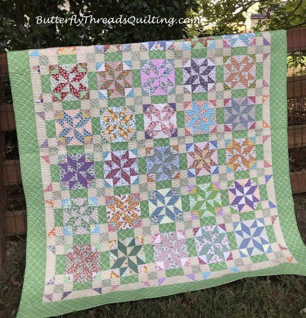 Guest Designer – Diane D. Knott of Butterfly Threads Quilting