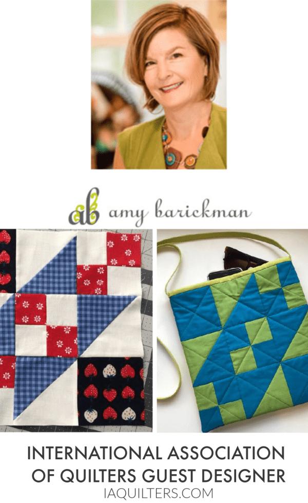 amy barickman guest designer iaq