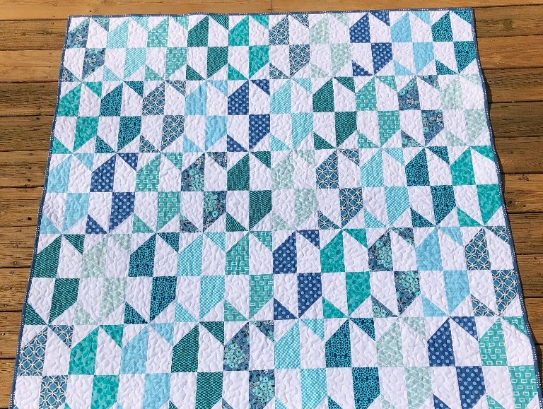 Guest Designer Kelly of My Quilt Infatuation