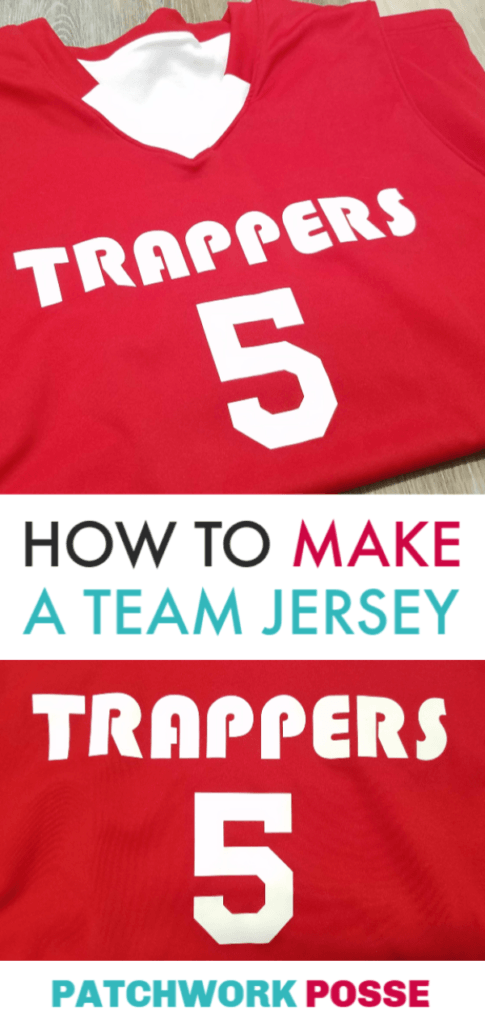 Learn how to DIY basketball jersey with the Cricut Maker Video tutorial.