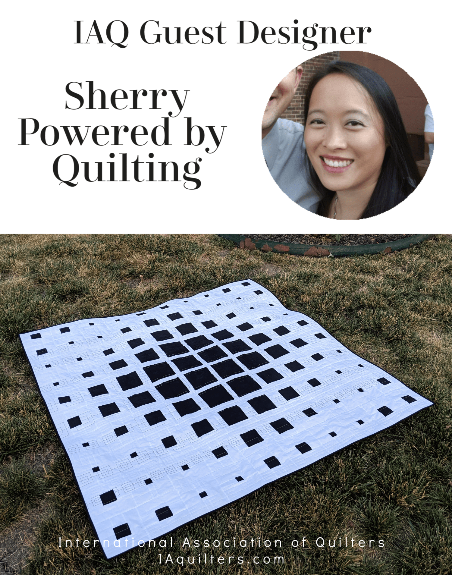 Guest Designer -Sherry of Powered by Quilting