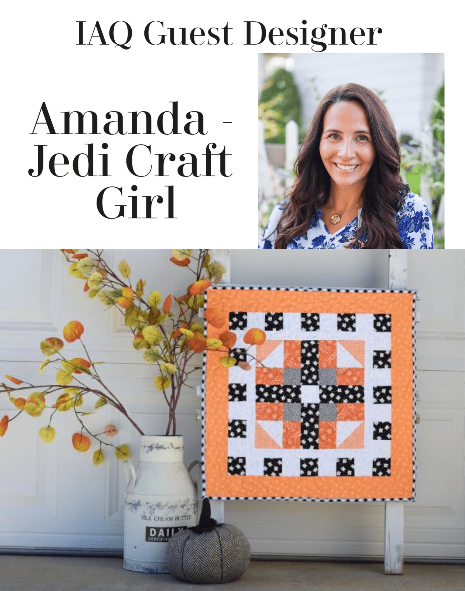 Guest Designer – Amanda of Jedi Craft Girl