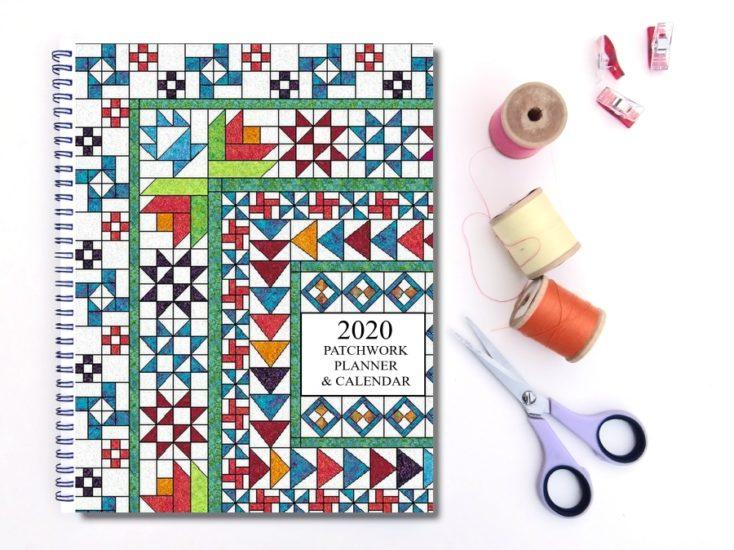 2020 Patchwork Planner