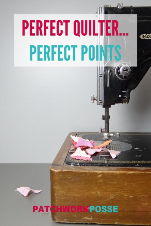 I'm talking out what I have learned that has helped get over the need of being perfect in my quilting, plus a few things that I have found helpful in getting over the frustration and need of perfection.